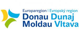 Donau Moldau Europaregion Logo